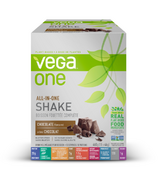 Vega One All-In-One Chocolate Nutritional Shake Singles Box