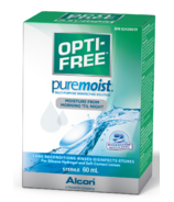 Opti-Free Puremoist Solution