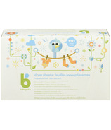 babyganics Dryer Sheets Fragrance Free