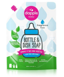 Dapple Baby Bottle & Dish Soap Fragrance Free Refill Size