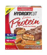 Hydroxycut Lean Bar Protein Chocolate Peanut Butter Caramel