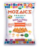 Mozaics Cheddar Popped Veggie Chips