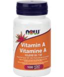 NOW Foods Vitamin A 10,000 IU