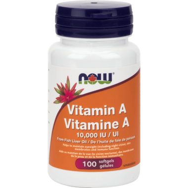 NOW Foods Vitamin A 10,000 IU