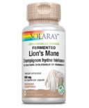 Solaray Fermented Lions Mane 500mg