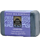 One With Nature Lavender Bar Soap