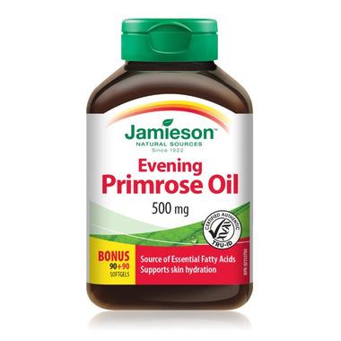 Jamieson Evening Primrose Oil Bonus Pack