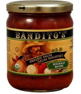 Bandito's Organic Salsa Medium Heat