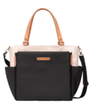 Petunia Pickle Bottom City Carryall Birch & Black