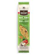 O-Hemp Hemp and Honey Apple Quinoa Snack Bar