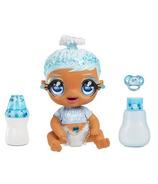 Glitter Babyz Doll Light Blue Snowflake