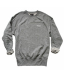 Province of Canada Mom French Terry Crewneck Sweater Heather Grey