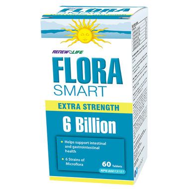 Renew Life FloraSMART Extra Strength