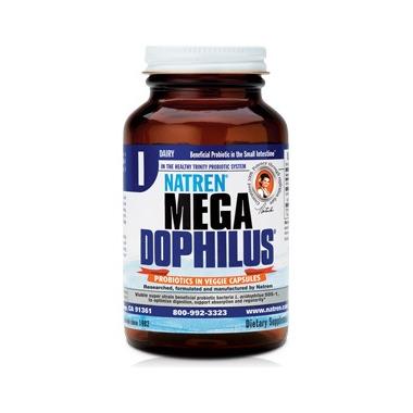 Natren Megadophilus Dairy Probiotic Powder