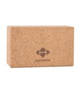 Halfmoon Cork Yoga Block