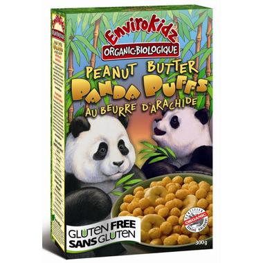 Nature\'s Path EnviroKidz Organic Peanut Butter Panda Puff Cereal