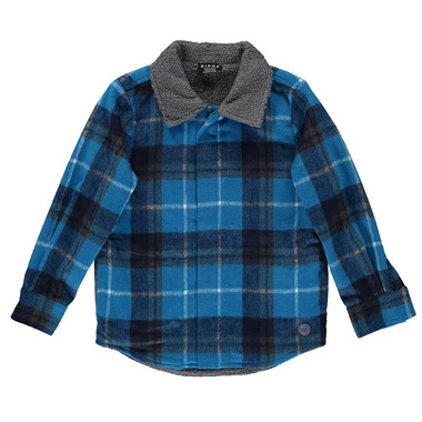 BIRDZ Children & Co. Lined Flannel Shirt