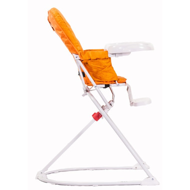 Guzzie & Guss Tiblit High-Chair With Microfiber Orange