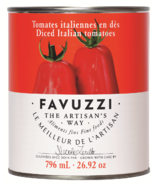 Favuzzi Diced Italian Tomatoes