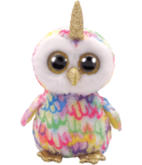 Ty Beanie Boo's Enchanted The Horned Owl