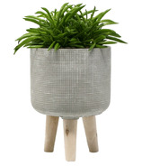 Natural Living Standing Planter Large Taupe