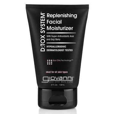 GIOVANNI D:TOX System Replenishing Facial Moisturizer
