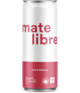 Mate Libre Energy Infusion Rose & Hibiscus