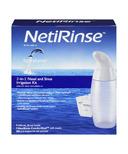 hydraSense NetiRinse 2-in-1 Nasal & Sinus Irrigation Kit
