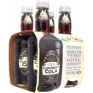 Fentimans Botanically Brewed Traditional Curiosity Cola
