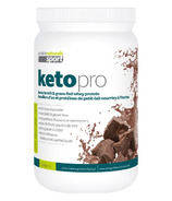 Prairie Naturals KetoPro Bone Broth Protein Chocolate