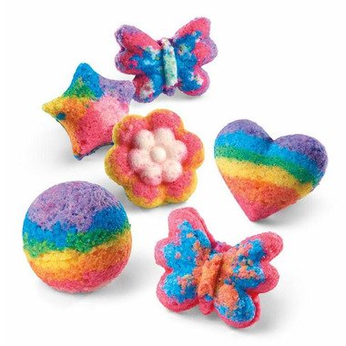 Cra-Z-Art Shimmer \'n Sparkle Make Your Own Scented Bath Bombs