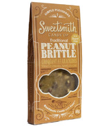 Sweetsmith Candy Co. Sugar Free Traditional Peanut Brittle