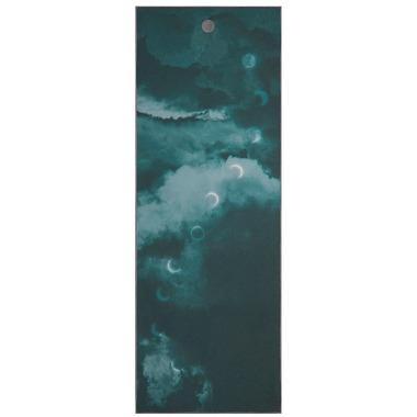Manduka yogitoes Skidless Towel Lunar