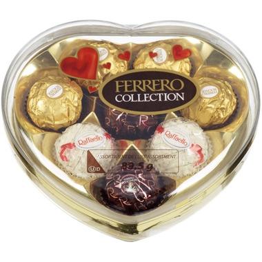 Ferrero Rocher Valentine\'s Heart
