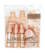 Kitsch Ultimate Travel Set Blush