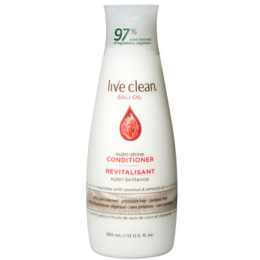Live Clean Exotic Shine Smoothing Conditioner
