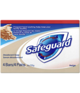 Safeguard Deodorant Antibacterial Soap