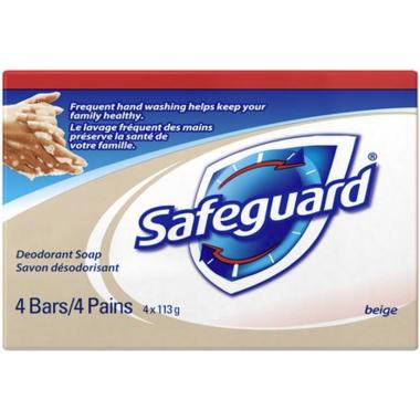 Safeguard Deodorant Antibacterial Soap