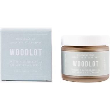 Woodlot Rejuvenating Green Tea Clay Mask