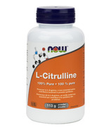 NOW Foods L-Citrullline Pure Powder