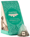 JusTea Peppermint Detox Tea