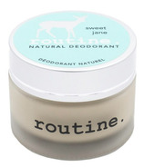 Routine Natural Deodorant in Sweet Jane Scent