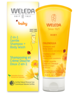 Weleda Baby 2 in1 Gentle Shampoo + Body Wash