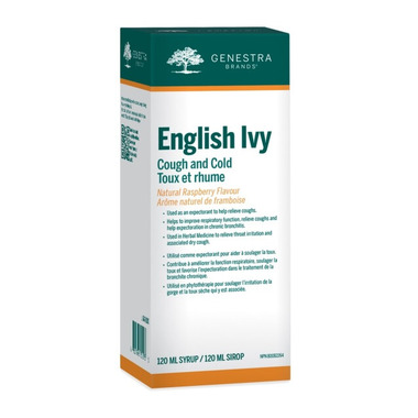 Genestra English Ivy Cough and Cold