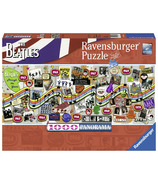 Ravensburger Beatles Through The Years Panorama Puzzle