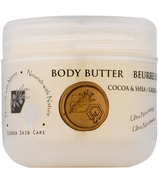 Crate 61 Organics Cocoa Shea Body Butter