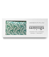 SamYoga Lavender Scented Eye Pillow Motif Blue