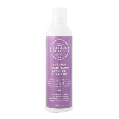 Joyous Health Natural Volumizing Lavender Shampoo