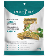 Enerjive Multigrain Crackers Ranch