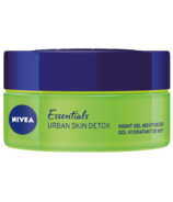 Nivea Essentials Urban Skin Detox Night Gel Moisturizer